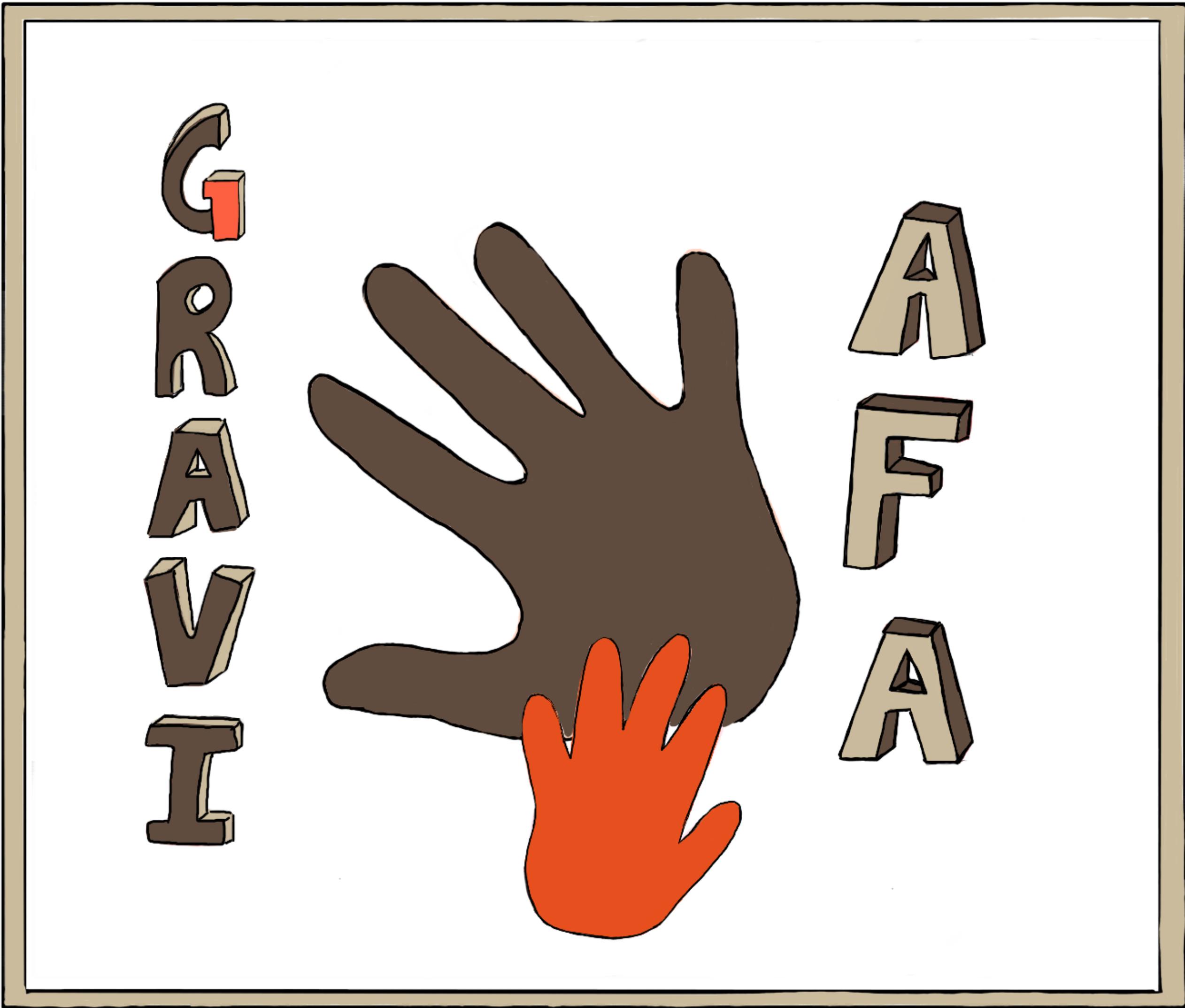 La web de l'AFA de Gravi